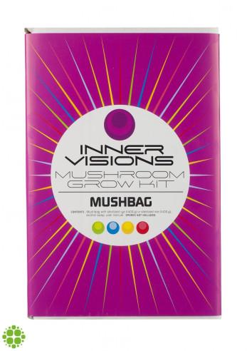 Mushroom grow kit 'Mushbag' rye - 1